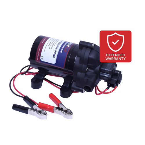 Silver 1 Year Protection Plan for EccoFlo Pump and Strainer