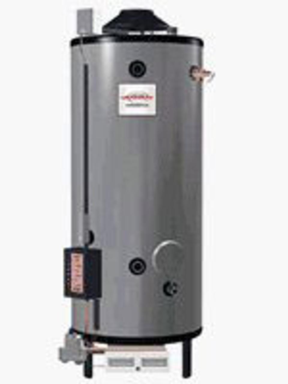 Rheem G100 200 Water Heater 100 Gallon Commercial Gas