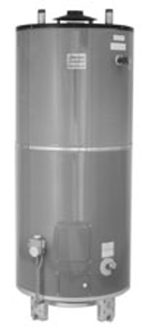 American Standard D100-83 AS Water Heater - 100 Gal. Comm. Gas 83,000 BTU - 4 Year Warranty