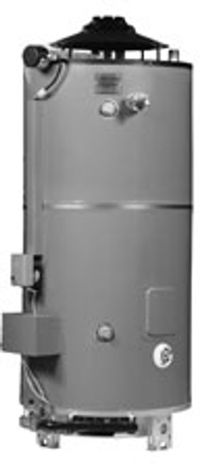 American Standard D100-300 ASME Water Heater - 100 Gallon Commercial Gas 300,000 BTU - 4 Year Warranty
