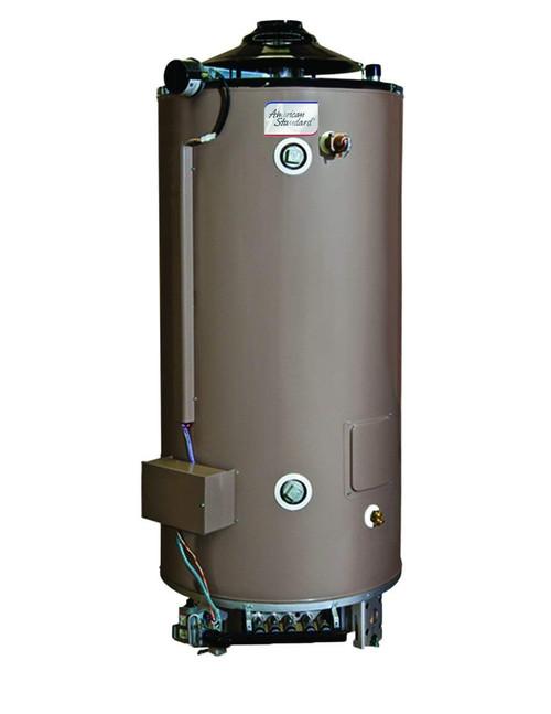 American Standard D75-365 ASME Water Heater - 75 Gallon Commercial Gas 365,000 BTU - 4 Year Warranty