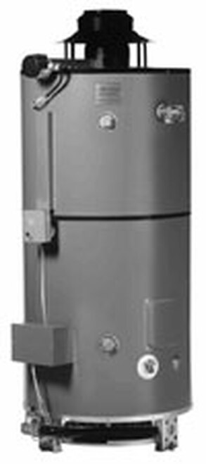 American Standard D75-399 AS Water Heater - 75 Gallon Commercial Gas 399,000 BTU - 4 Year Warranty