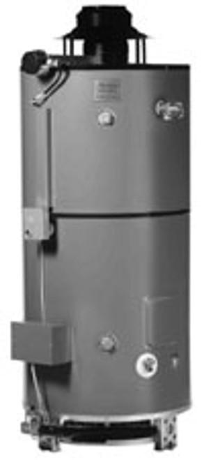 American Standard D75-399 ASME Water Heater - 75 Gallon Commercial Gas 399,000 BTU - 4 Year Warranty