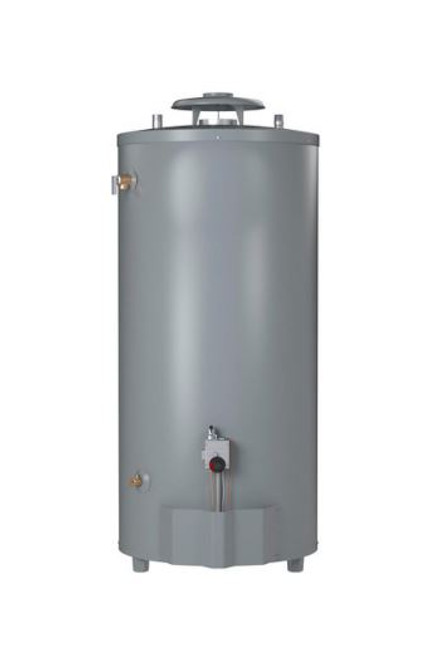 A. O. Smith BT-100 Water Heater - 98 Gallon Commercial Gas 75,100 BTU