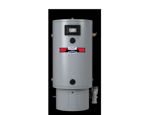 Polaris PGC3-50-175-3NV High Efficiency Natural Gas Commercial Water Heater, 50 Gal 175,000 BTU
