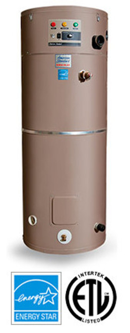 American Standard HE-100-250-NG High Efficiency Water Heater - 100 Gallon Commercial Gas 250,000 BTU