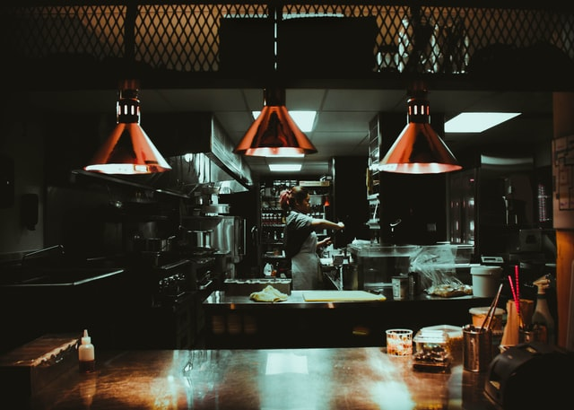 The importance of hot water in the restaurant industry
