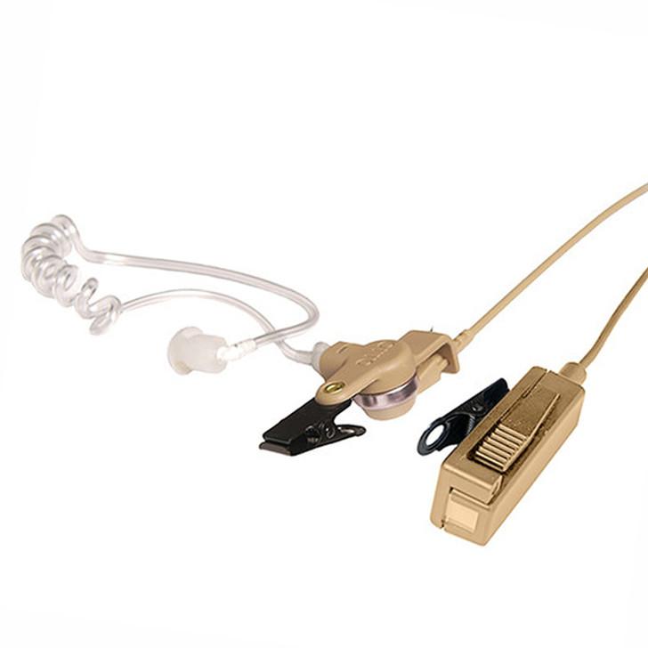 Otto Surveillance Headset in Beige