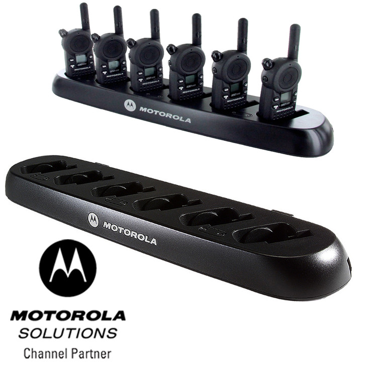 Motorola CLS Series Multi - Unit Charger