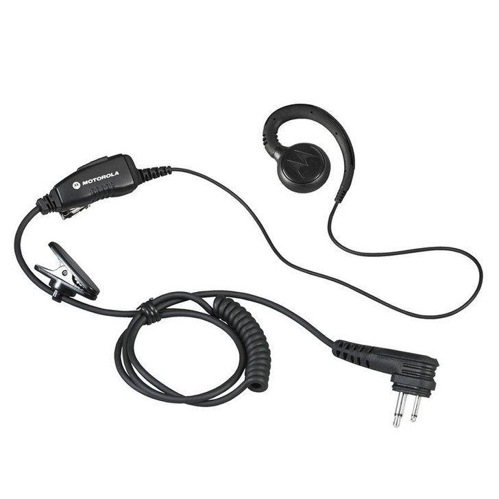 Swivel Earpiece with Mic and PTT