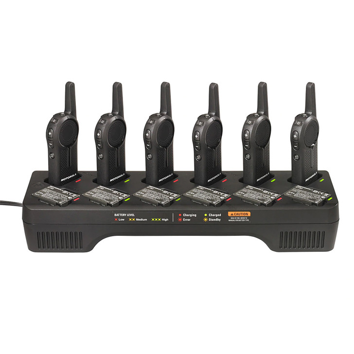 DLR Series Mutli Unit Charger (6 and 6)