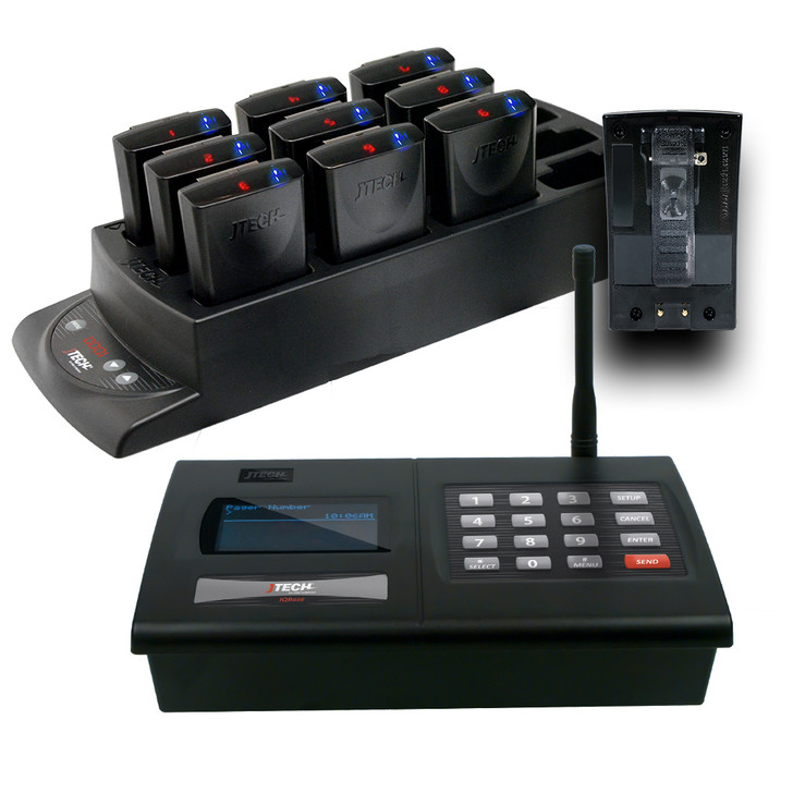 Church Nursery Extended Range Paging System