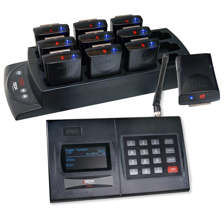 JTECH IQ Base™ Paging System