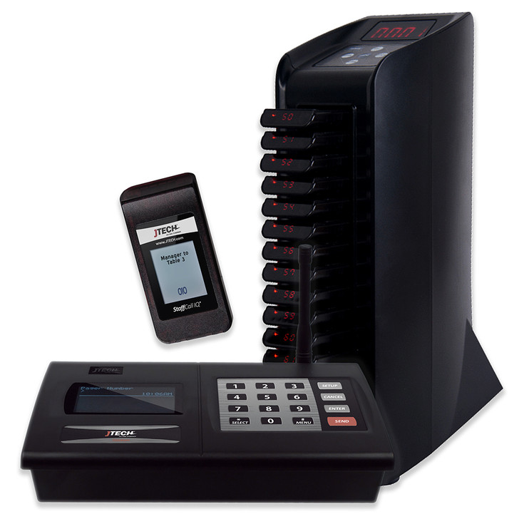 StaffCall IQ - iStation Staff Paging System