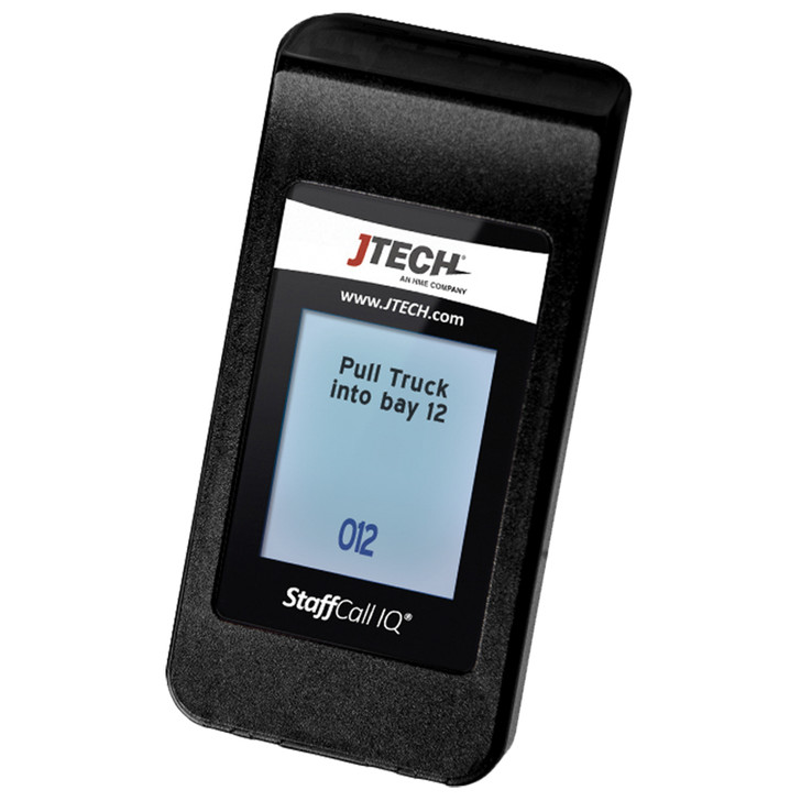 JTECH StaffCall IQ Digital Pager