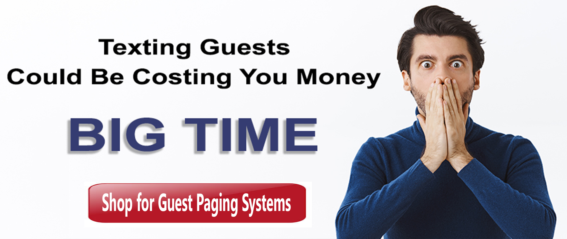 JTECH Guest Paging Systems