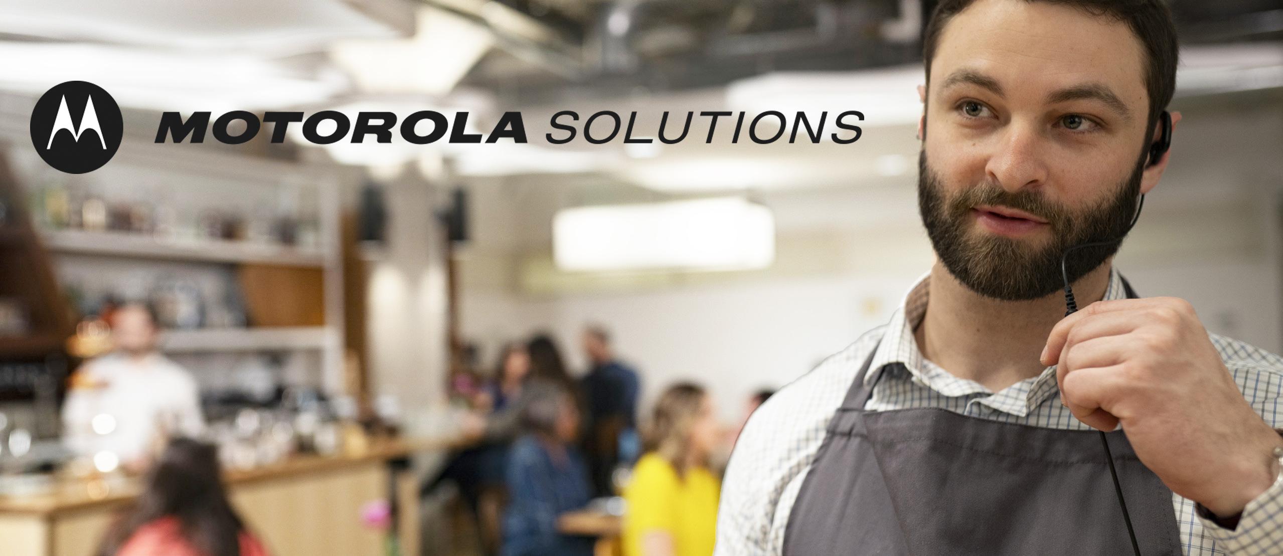 Motorola Two-Way Business Radios