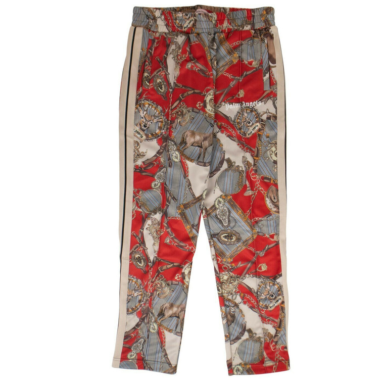 Palm Angels - Red Hot Bridle Track Pants