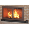 """Airculator 39"""" Fireplace Heat Exchanger - For Use With Glass & Mesh Enclosures"""