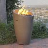 American Fyre Designs Eclipse Gas Fire Urn