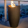 American Fyre Designs Wave Gas Fire Urn