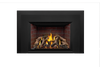Shown With Large Black 3 Sided Faceplate,Large 3 Sided Backerplate & Old Town Red Brick Panels