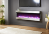 Empire 3 Sided Wall Mount Electric Fireplace