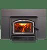 Archway 1700 Wood Burning Fireplace Insert W/  Nickel Door
