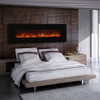 MODERN FLAMES AMBIANCE CLX80 ELECTRIC FIREPLACE