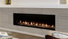 "Superior Drl6084 84"" Linear Gas Fireplace"