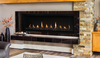 """superior Drl4072 72"""" Linear Gas Fireplace Single Sided Or See Through"""