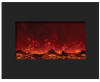 "Amantii 26"" Zero Clearance Electric Fireplace - ZECL-26-2923"
