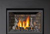 NAPOLEON X3 GAS FIREPLACE INSERT ONE PIECE SURROUND