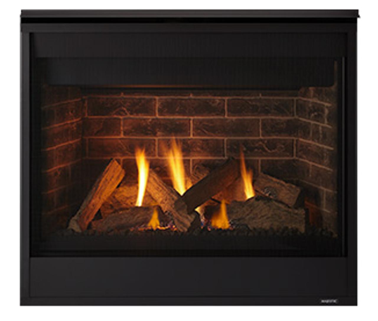 Remarkable Majestic Quartz 36 Gas Fireplace Beutiful Home Inspiration Ommitmahrainfo