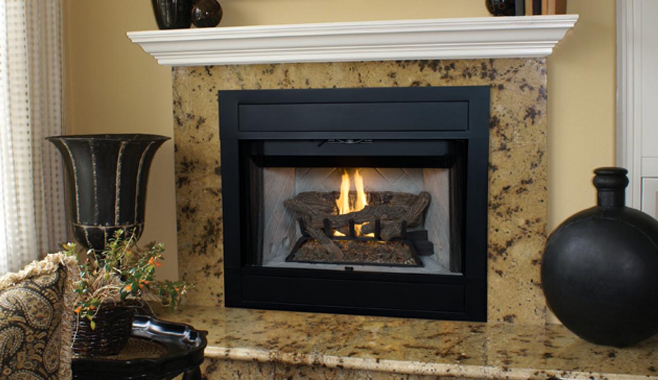 Superior Brt Custom Series B Vent Gas Fireplaces