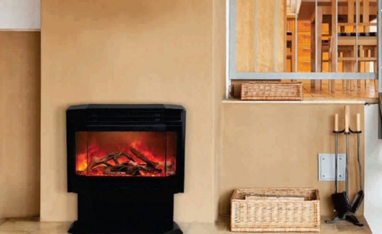 Sierra Flame Free Standing Electric Stove Fireplacesrus