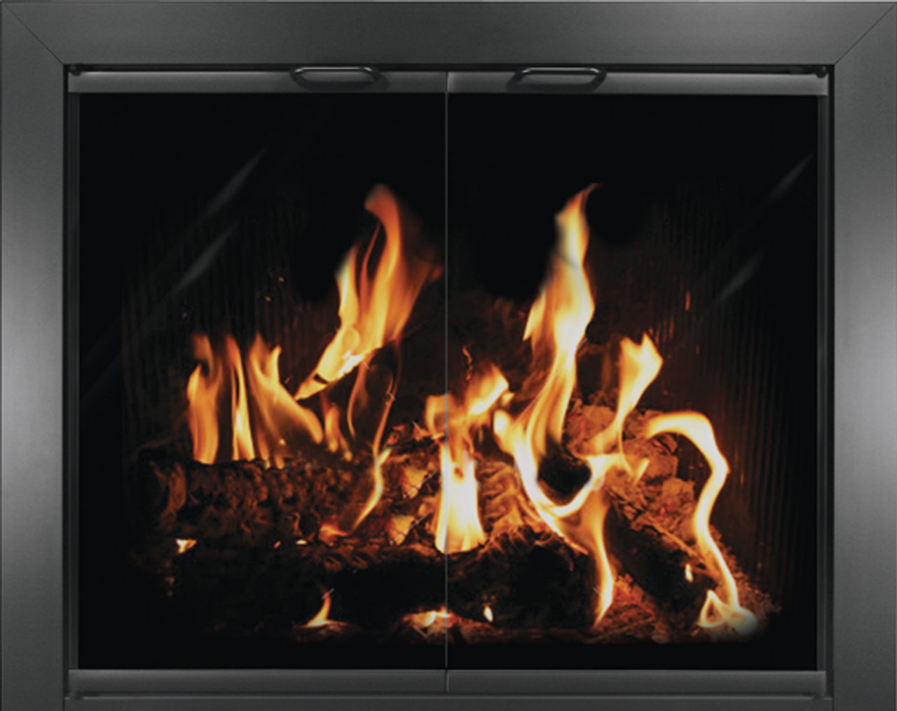 Strange Thermo Rite Chalet Fireplace Glass Door Download Free Architecture Designs Scobabritishbridgeorg