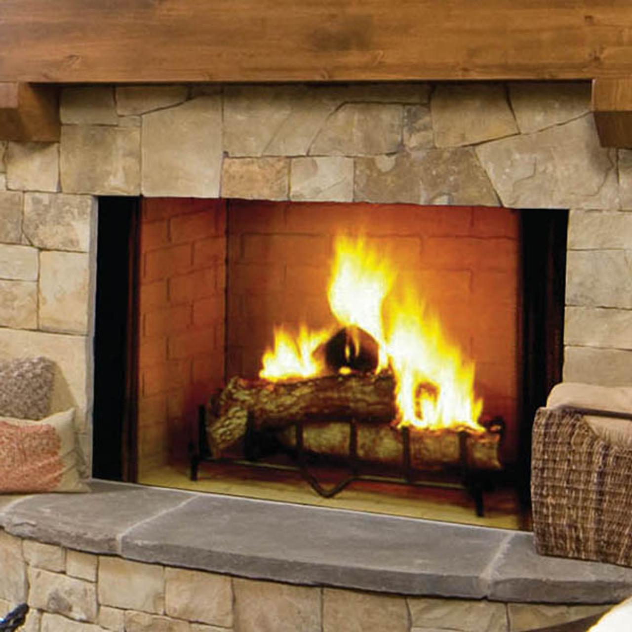 Majestic Biltmore Wood Burning Fireplaces 36 42 50 Models