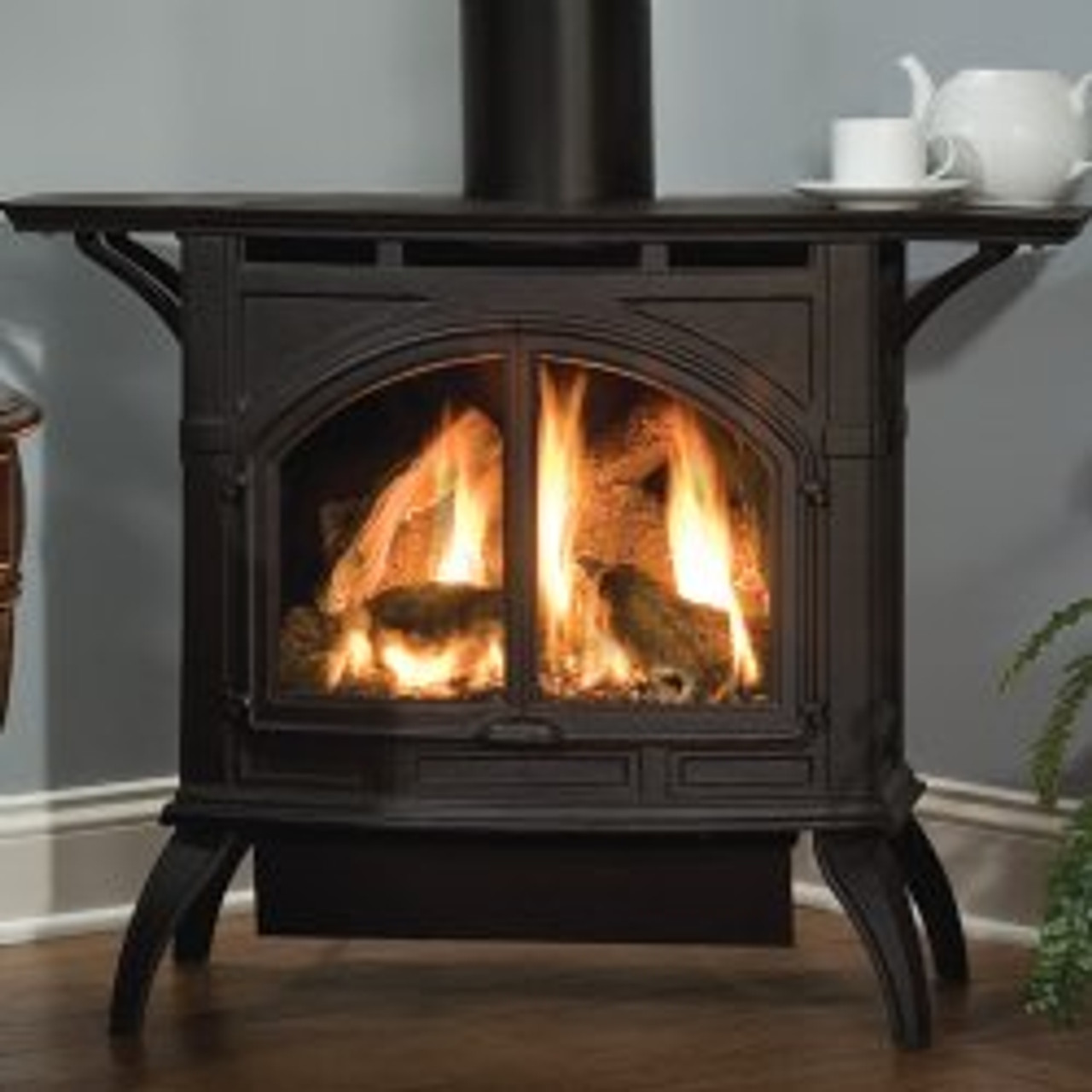 American Hearth Heritage Vf20 Vent Free Gas Stove