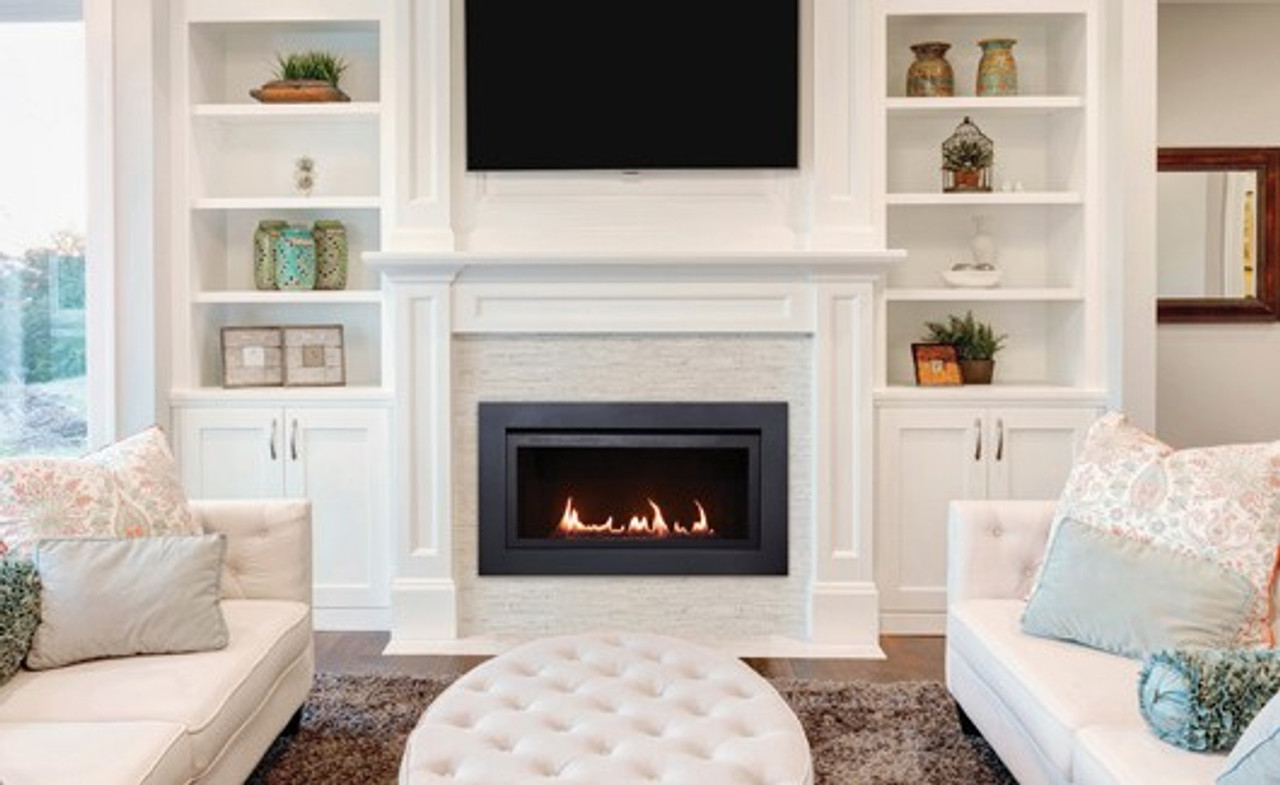 Sierra Flame Langley 36 Direct Vent Linear Gas Fireplace