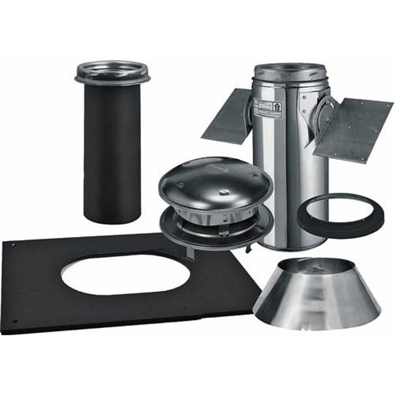 Selkirk Metalbestos 6 Quot Pitched Ceiling Support Kit