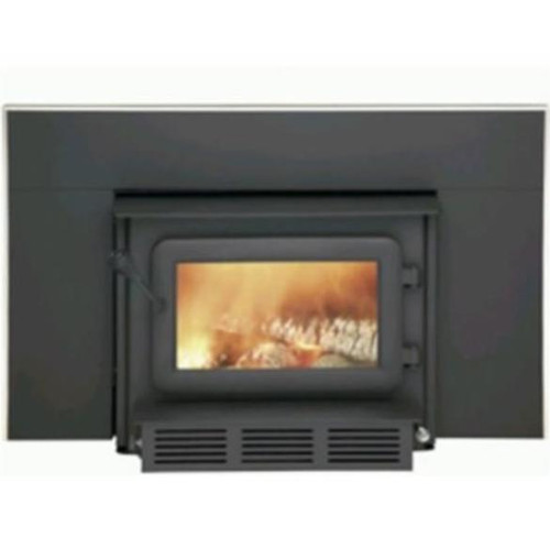FLAME XTD 1.9 WOOD BURNING FIREPLACE INSERT