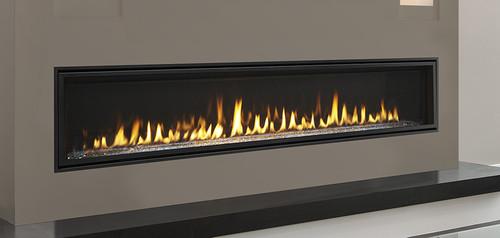 "Majestic Echelon II 72"" Gas Fireplace"