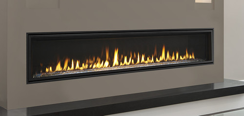 "Majestic Echelon II 72"" Gas Fireplace"