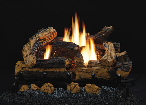Kennesaw Refractory Gas Logs