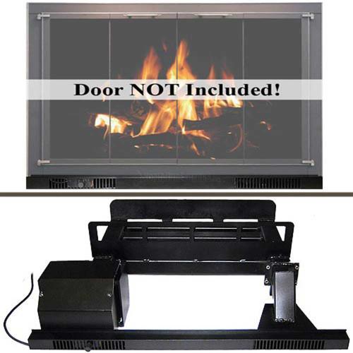 "WoodEze Wood Grate Heater 24""x22"""