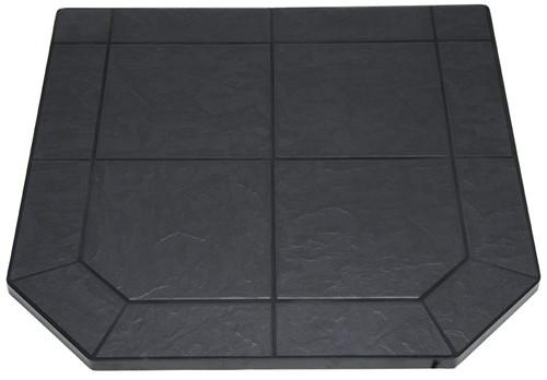 40 X40 VOLCANIC SAND FLAT WALL