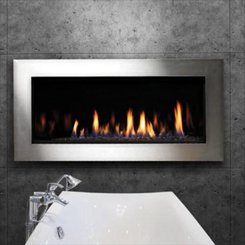 Kingsman ZRB46 Linear Gas Fireplace