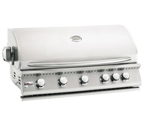 Summerset Sizzler Series Built-In Gas Grill, 40-Inch