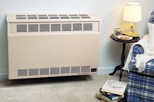 Empire Dv35-sg direct vent wall furnace